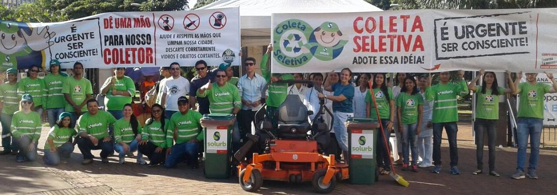 Solurb realiza 6° Evento Perfurocortante no sábado na Praça Ary Coelho