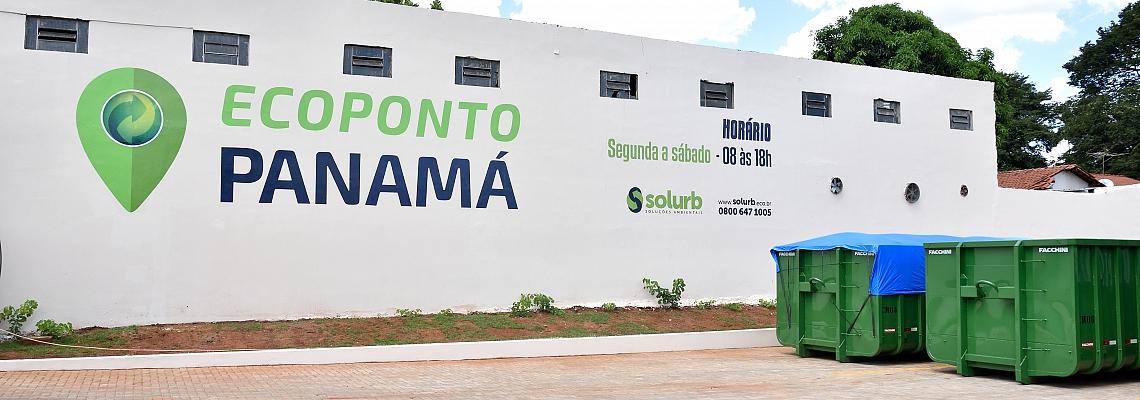 Solurb entra na campanha contra o Aedes e abre Ecoponto Panamá no domingo